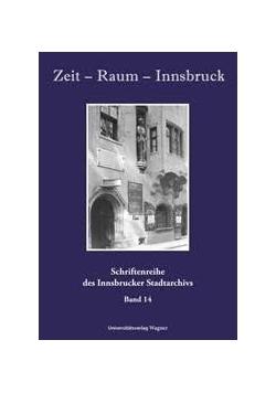 Schriftenreihe des Innsbrucker Stadtarchivs, band 14