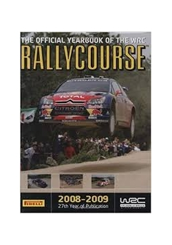 The official yearbook of the WRC  Rally Course