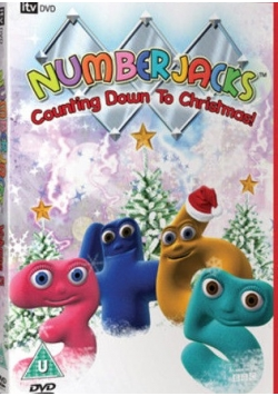 NumberJacks: Counting Down to Christmas , DVD