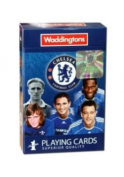 Waddingtons No. 1 Chelsea Playing Cards