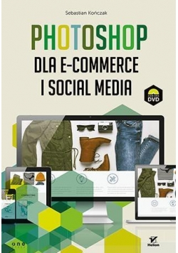 Photoshop dla e-commerce i social media