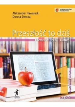 J.Polski LO Przeszłość To Dziś 1/2 w.2012 STENTOR