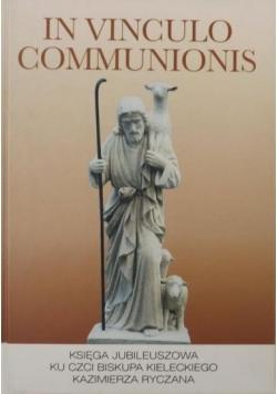 In vinculo communionis
