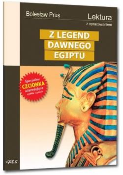 Z legend dawnego Egiptu z oprac. GREG
