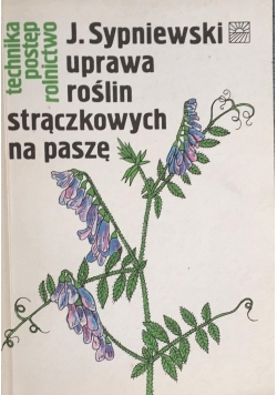 Uprawa roślin strączkowych na paszę
