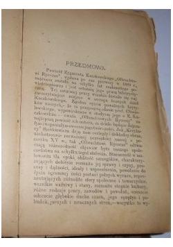Olbrachtowi rycerze, cz.1, 1903 r.