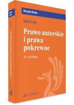 Prawo autorskie i prawa pokrewne w.10