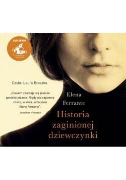Historia zaginionej dziewczynki. Audiobook