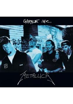 Garage Inc. Metallica, płyta CD