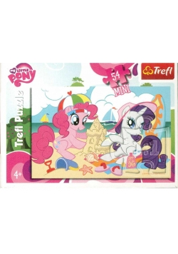 Puzzle 54 mini My little pony 4 TREFL