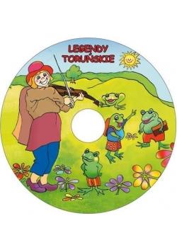Legendy toruńskie CD audiobook