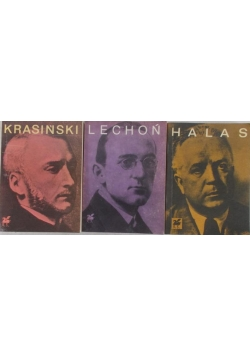 Krasiński /Lechoń/ Halas