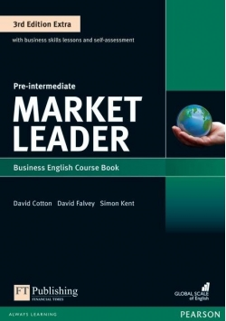 Market Leader 3E Extra Pre-Intermediate SB + DVD