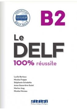 Le DELF B2 + CD