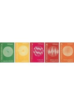 Fizyka dla dociekliwych, zestaw 5 książek