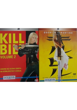 Kill Bill vol. 1 i 2, płyty DVD