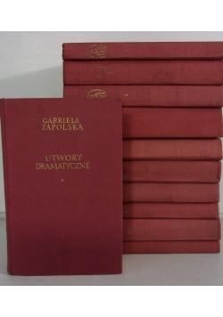 Dzieła wybrane, zestaw 11 książek