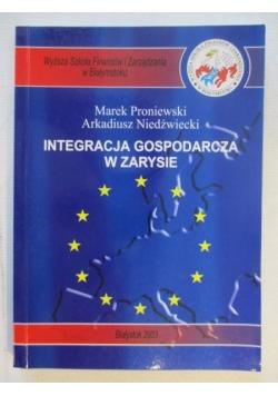 Integracja gospodarcza w zarysie