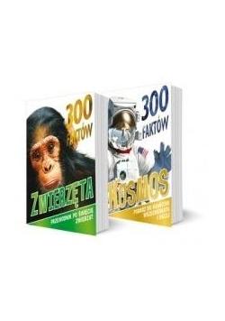 Pakiet 300 faktów: Kosmos / Zwierzęta