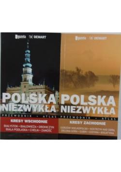 Polska niezwykła I-II