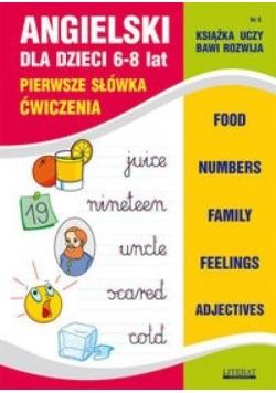 Angielski dla dzieci z.06 6-8 lat w.2016 LITERAT