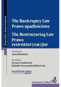 Prawo upadłościowe. Prawo restrukturyzacyjne...
