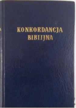 Konkordacja Biblijna