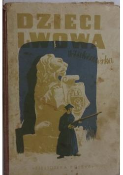 Dzieci Lwowa , 1938r.