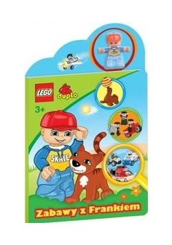Lego Duplo Zabawy z Frankiem, Nowa