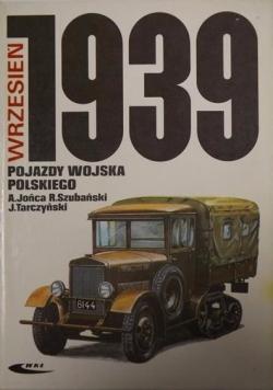 Pojazdy Wojska Polskiego. Wrzesień 1939
