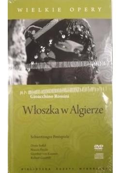 Włoszka w Algierze.Wielkie opery, DVD + CD
