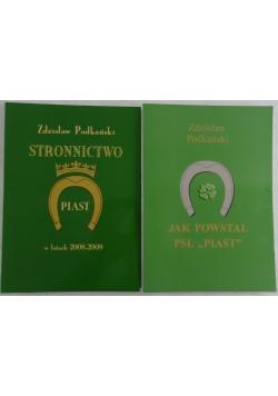 """Jak powstał PSL """"Piast""""/Stronnictwo Piast w latach 2008-2009"""