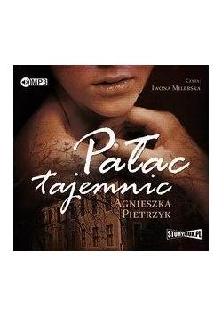 Pałac tajemnic audiobook