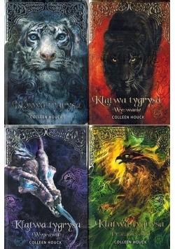Klątwa tygrysa, 4 tomy