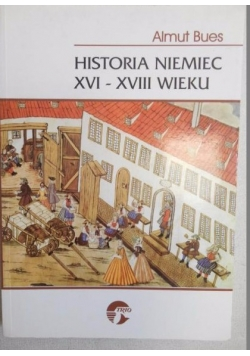 Historia Niemiec XVI-XVIII wieku