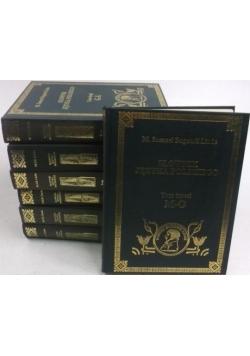 Słownik języka polskiego, T. I -VI, reprint z 1860 r.