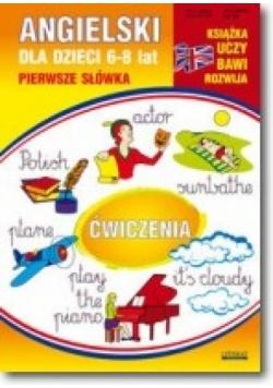 Angielski dla dzieci z.12 6-8 lat LITERAT
