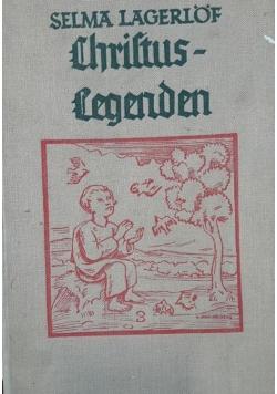 Christuslegenden , około 1930 r.