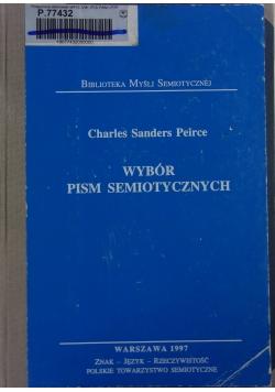 Wybór pism semiotycznych
