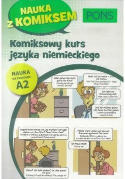 Nauka z komiksem - komiksowy kurs j.niemieckiego