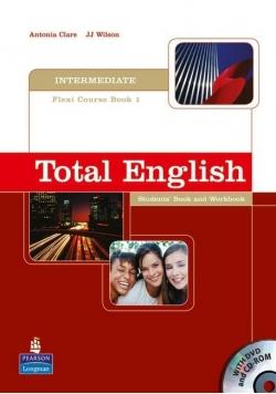 Total English Intermed. Flexi SB 1 +CD+DVD PERSON