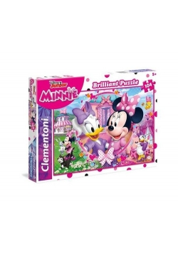 Puzzle Brilliant Minnie Happy Helpers 104