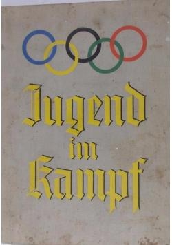Jugend im Kampf. Die Olympischen Spiele 1936