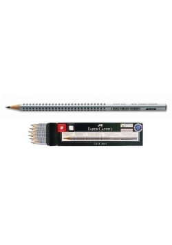 Ołówek Grip 2001/2B (12szt) FABER CASTELL