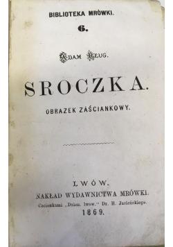 Sroczka, 1869 r.