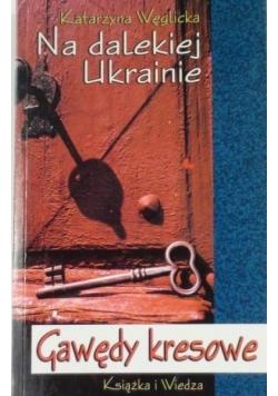 Na dalekiej Ukrainie