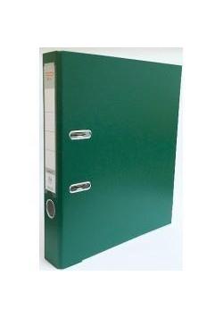 Segregator A4 5cm PP zielony Q file