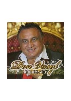 Don Vasyl - Jedno masz serce CD