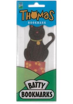 Batty I Zakładka kot Thomas