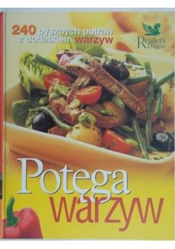Potęga warzyw. 240 pysznych potraw z dodatkiem warzyw